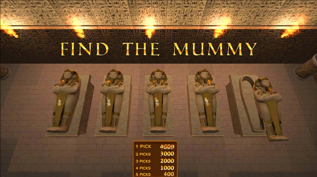 Egyptian-Treasures-game-main-screen-shot