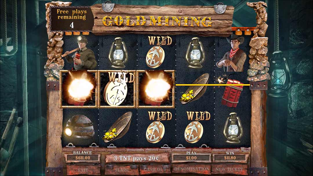 Gold-mining-pull-tab-game-screen-shot