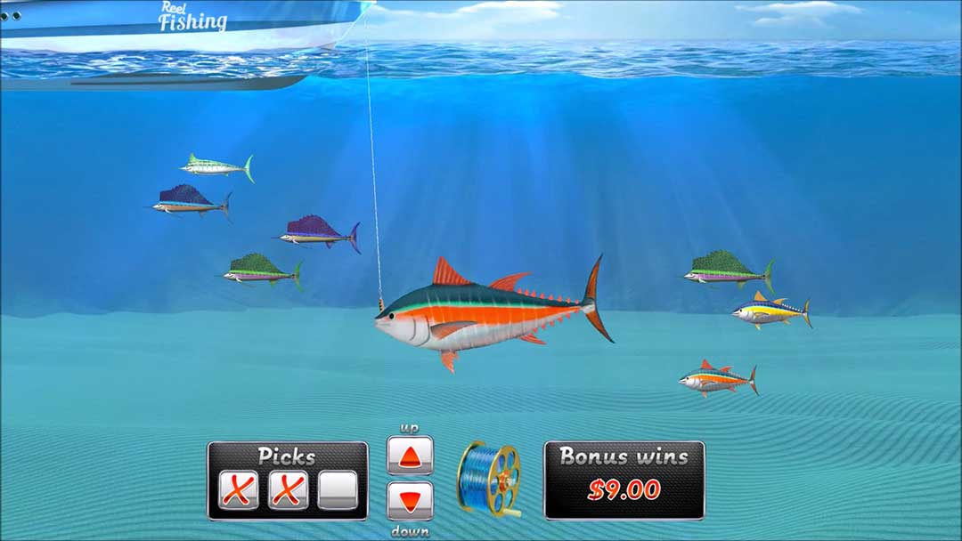 Reel-fishing-bonus-picks-screen-shot