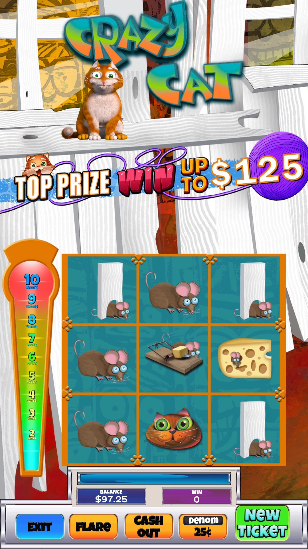 Crazy-cat-vertical-pull-tab-game-screen-shot
