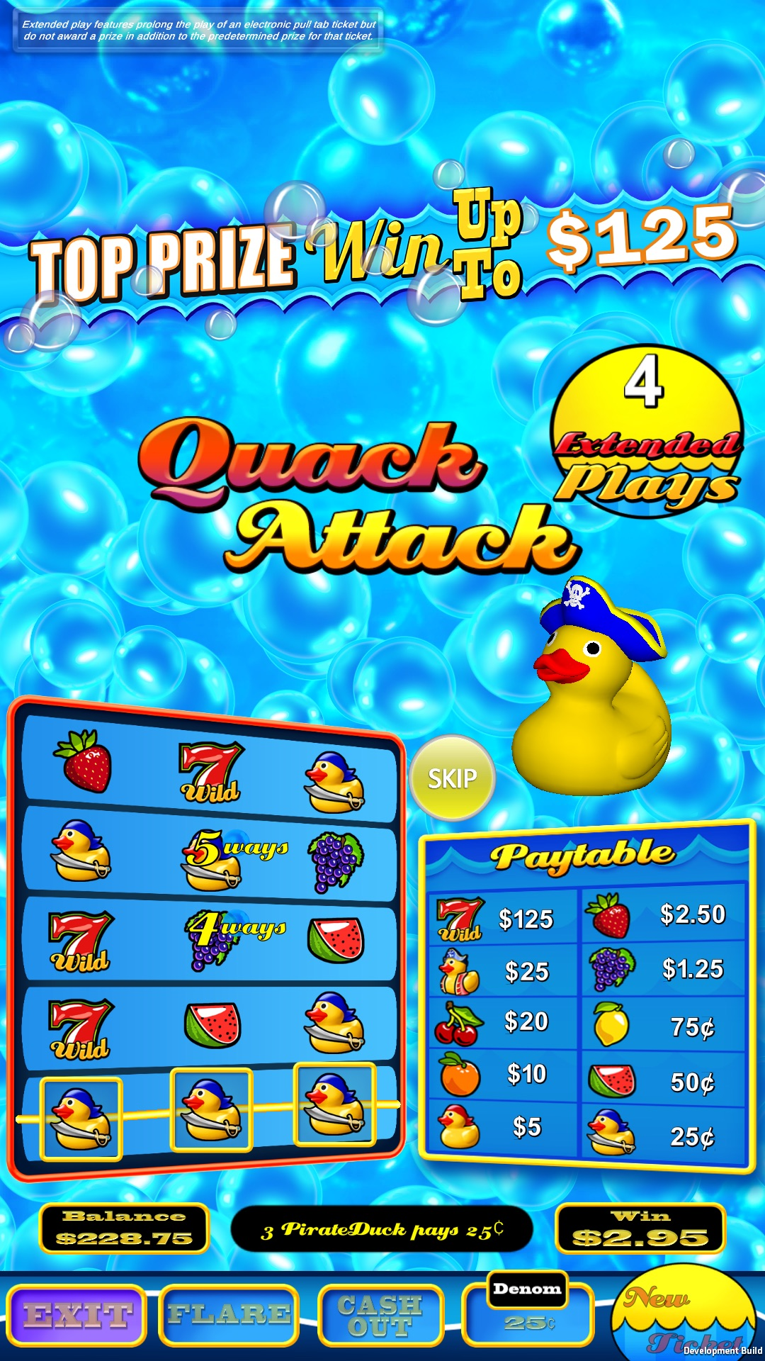 Quack-Attack-Extended-Play-screen-shot