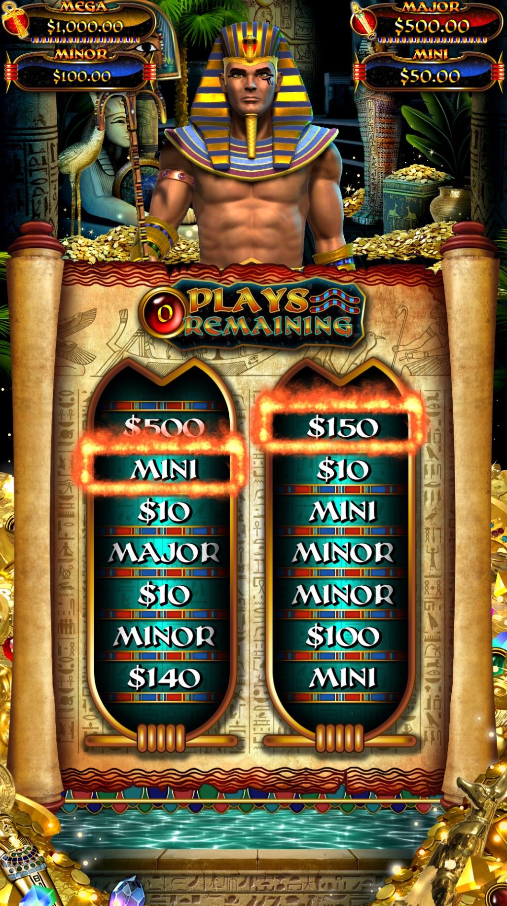 Golden-Pharaoh-pull-tab-game-screen-shot-bonus