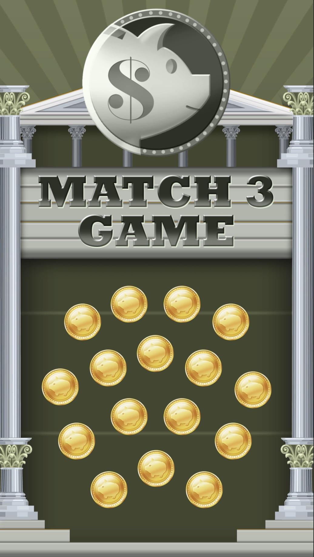 Benjamins-pull-tab-match-3-screen
